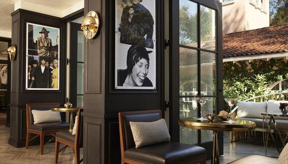 West Coast Hotel Inspiration: Hotel Bel-Air