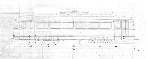 Auch eine Straßenbahn: Der ET 195 der Deutschen Bundesbahn - Modellbahn-Forum für 1:22,5 und 1:1 - 1:32