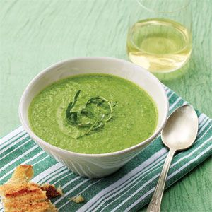 ... Pea and Arugula Soup | Deeshmicious | Pinterest | Soups, Fresh and Php
