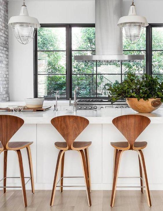 1000 Ideas About Modern Bar Stools On Pinterest Modern