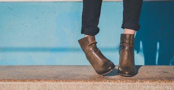Como preservar o couro da sua bota