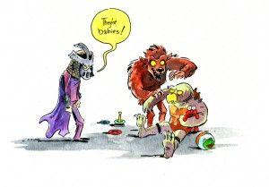 TMNT 2: Babies!