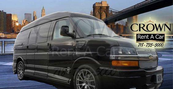 Luxury Conversion Van Rentals In NYC Beyond Sprinter By Crown Rent A Car 718 735 5000 Crownrentacar