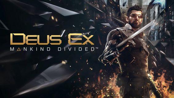 Deus Ex : Mankind Divided - new Trailer 2016