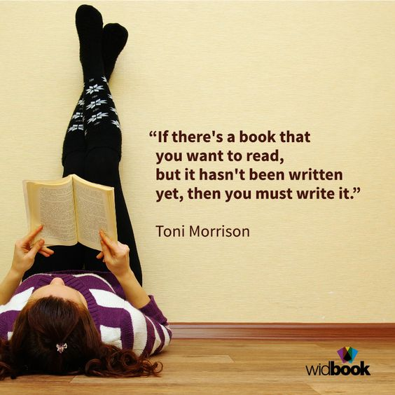 What would you like to read that it hasn't been written yet?