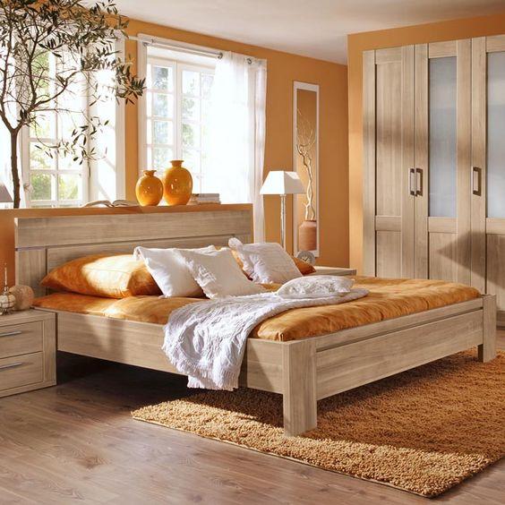 Matrimonio Bed Linen : Dormitorio matrimonio naranja buscar con google