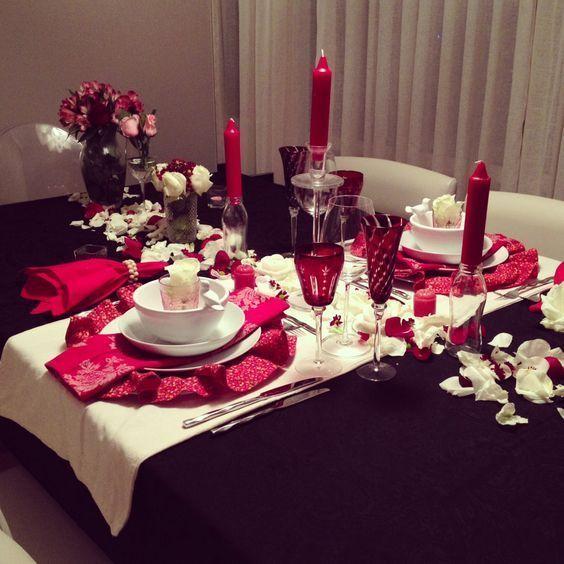 Pin De Beky Em Romantic Mesas De Jantar Romantico Decoracao