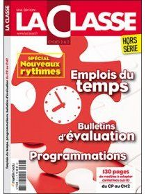 Librairie-Interactive - Emplois du temps 2014-2015 CP-CM2