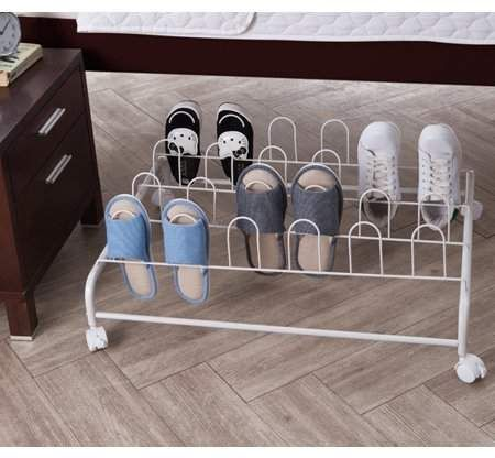 Home Under Bed Shoe Storage Dorm Furniture Shoe Holders