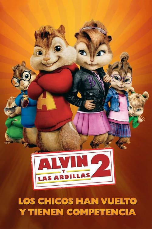 Regarder Alvin And The Chipmunks The Squeakquel Complet Complets En Ligne In Hd 720p Video Quality Alvin And The Chipmunks Chipmunks Movies