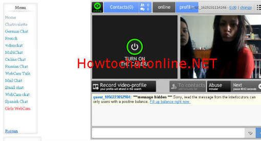 Mnogo chat chatroulette Welcome to