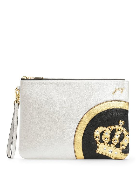 HOLLYWOOD HILLS ICONIC COIN POUCH - Juicy Couture♡ by tiffany