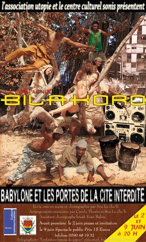 La compagnie Bilakoro
