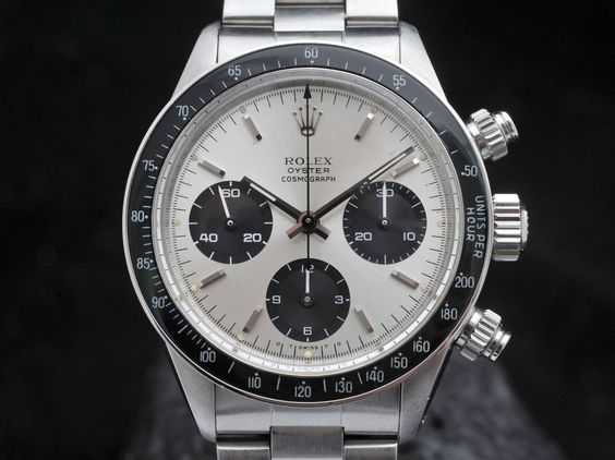 Rolex 6263 Daytona Sigma dial