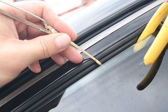 Cómo abrir carros cerrados con llave   Cuéntamelo España