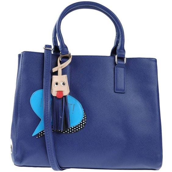 prada black leather clutch - Marina Galanti Handbag (��25) ? liked on Polyvore featuring bags ...