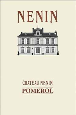 Château Nénin Pomerol