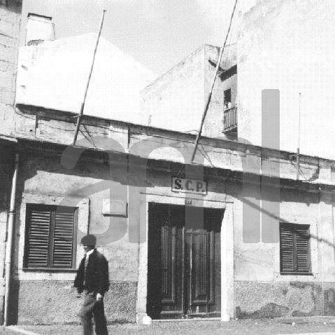 Sede do Sporting Clube da Penha - 1963-10 . PT/AMLSB/AJG/S00890