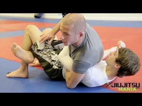 Jiu Jitsu / BJJ Technique: No-Gi - Kimura Series (Part 2 of 2)