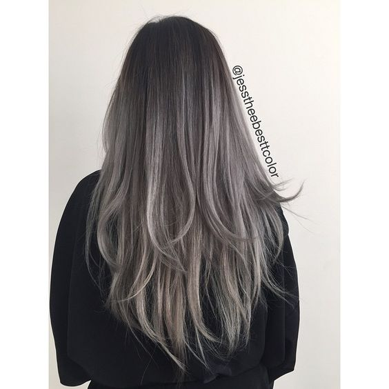 Black-grey ombre | I've Just Seen a Face | Pinterest ...