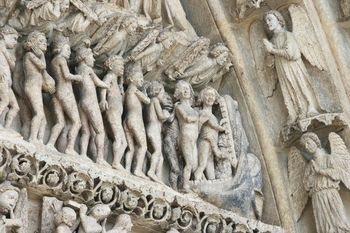Jaws of Hell, Amiens cathedral