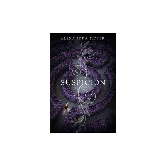 Suspicion (Hardcover), Books