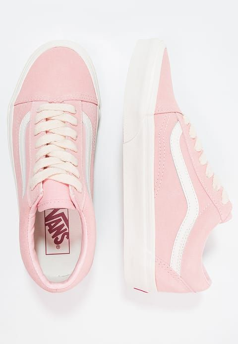 baskets vans rose