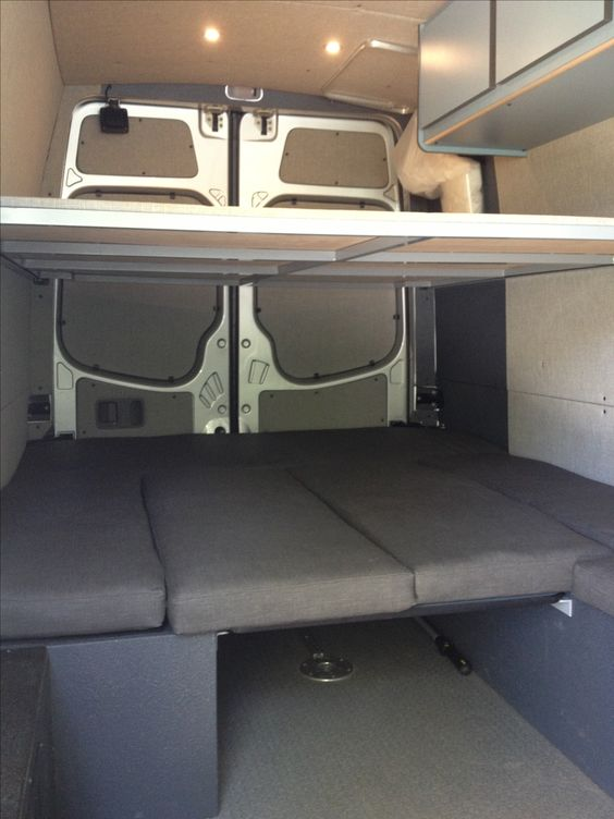 Sprinter Conversion Bunk Beds Html Autos Weblog
