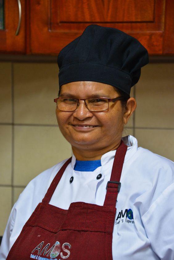 Ana Julia, AMOS Cook