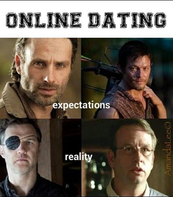 Online dating is dead