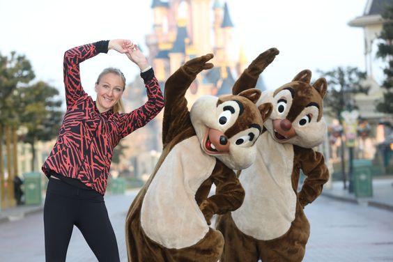 Le premier Week-end Semi-Marathon Disneyland® Paris – Val d'Europe approche ! Paula Radcliffe devient la marraine de ce rendez-vous de rêve et partage quelques conseils pour un premier semi-marathon réussi !