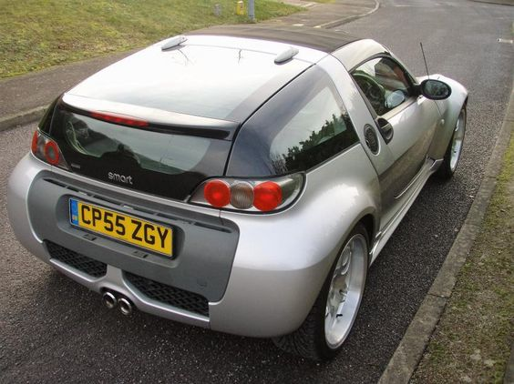 SMART ROADSTER-COUPE BRABUS