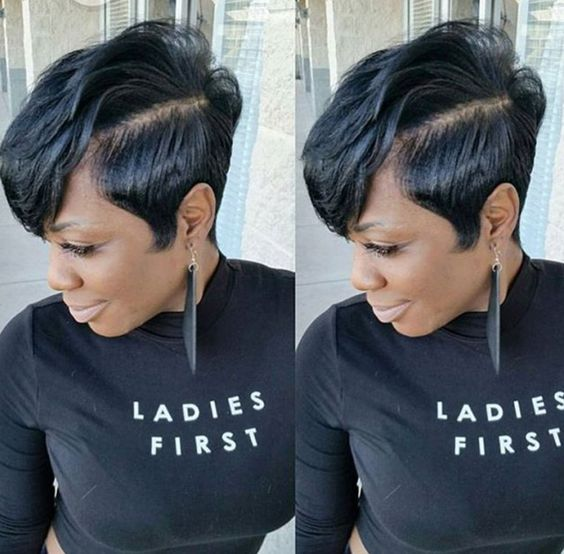 Nice pixie via @nikki_h_stylist  Read the article here - http://www.blackhairinformation.com/hairstyle-gallery/nice-pixie-via-nikki_h_stylist/