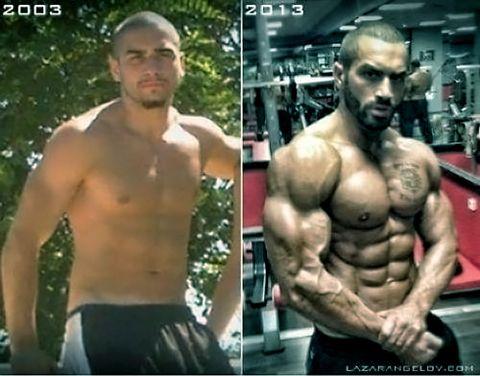gerardo gabriel steroids
