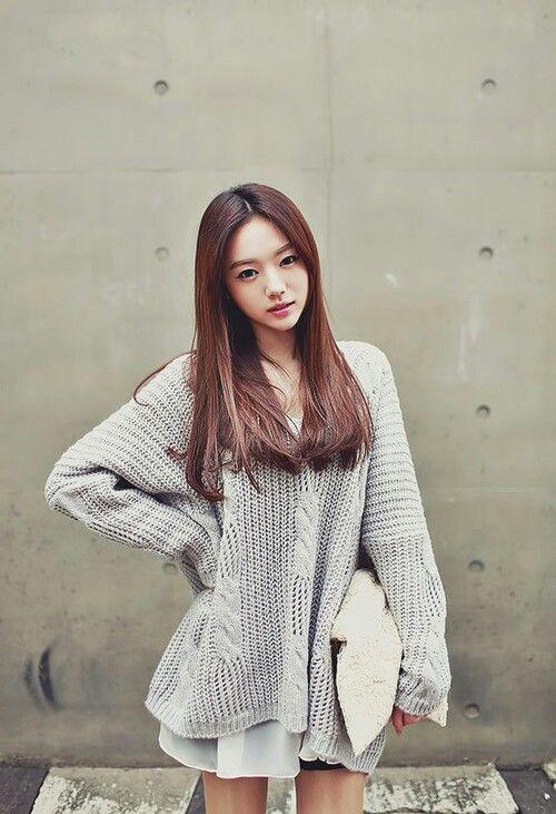 Asian hair fashion