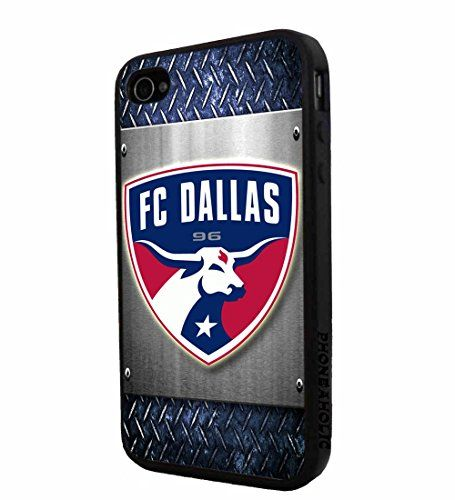 Soccer MLS FC Dallas LOGO SOCCER FOOTBALL, Cool iPhone 4 / 4s Smartphone iphone Case Cover Collector iphone TPU Rubber Case Black Phoneaholic http://www.amazon.com/dp/B00WQ0VR6S/ref=cm_sw_r_pi_dp_pQ1pvb0J32AJ4