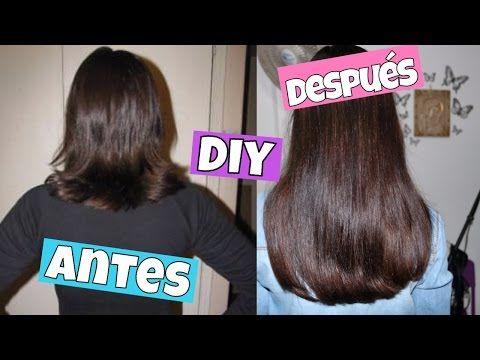 Mascarilla para hacer crecer el cabello en una noche