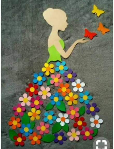 kvetinova dama