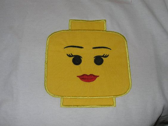 Ready To Ship Adult Lego Shirt by mydoodlebugbows on Etsy, $10.00