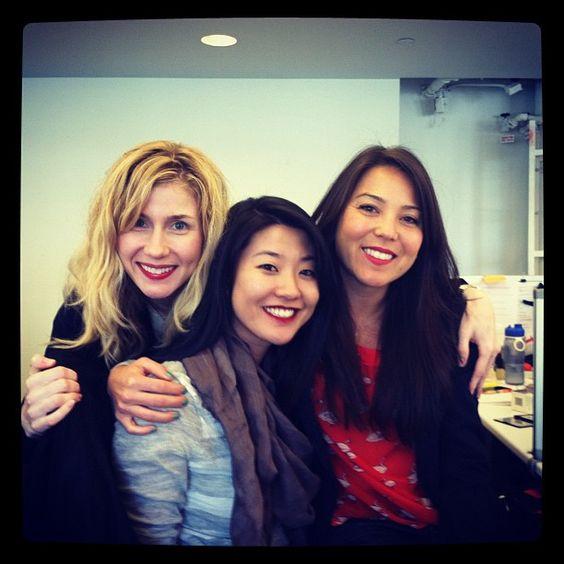 #rockthelips #birchbox @Mollie Chen @Candice Chan @Meredith Stebbins