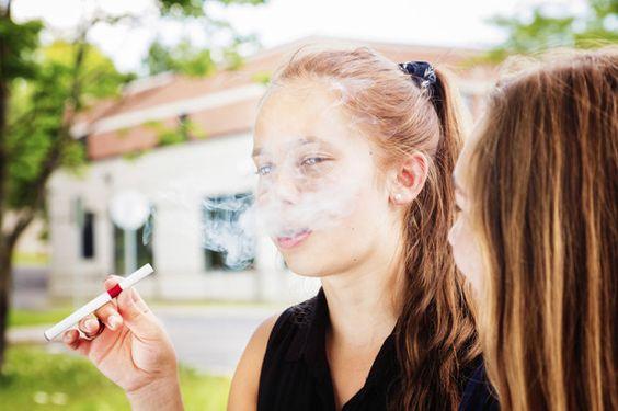 Smoking--the glamorous experience
