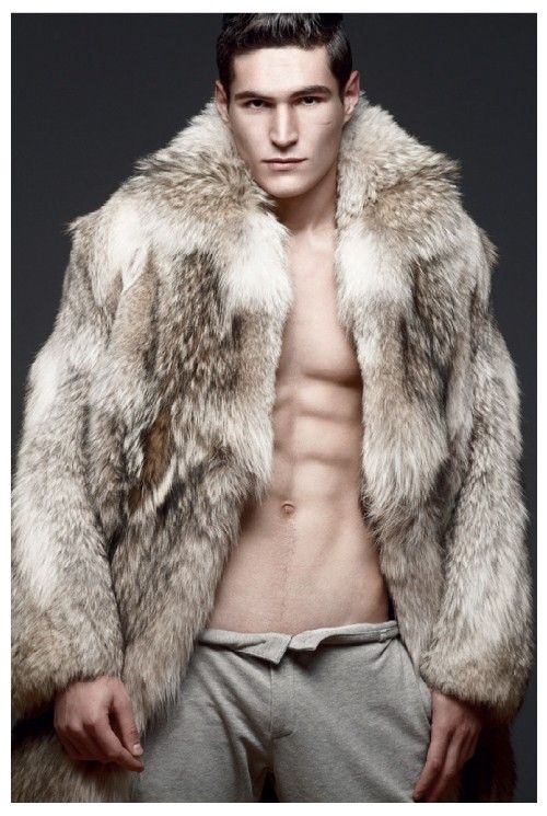 Mens Fur Coats Cheap - Sm Coats