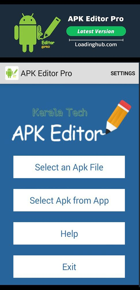Download Apk Editor Pro Free 2020 Loadinghub In 2020 Application Android Editor Pro