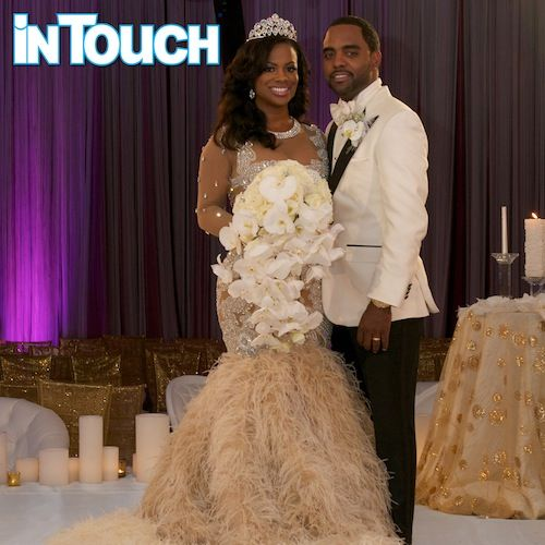 kandi burruss wedding photos | kandi-burruss-rhoa-wedding