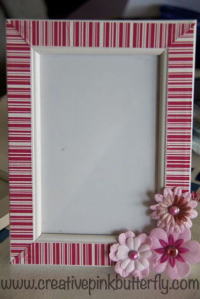 Washi Tape Frames   #theultimateparty-Week 8