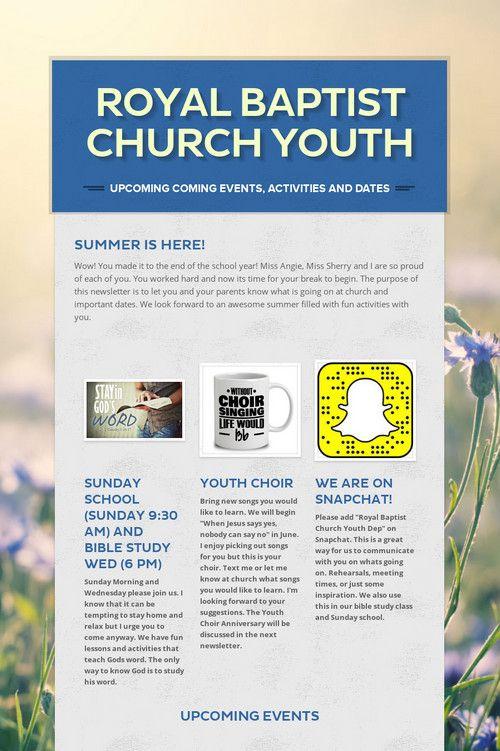 45++ Church events near me ideas