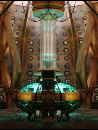 Inside the Tardis | CrackBerry.com