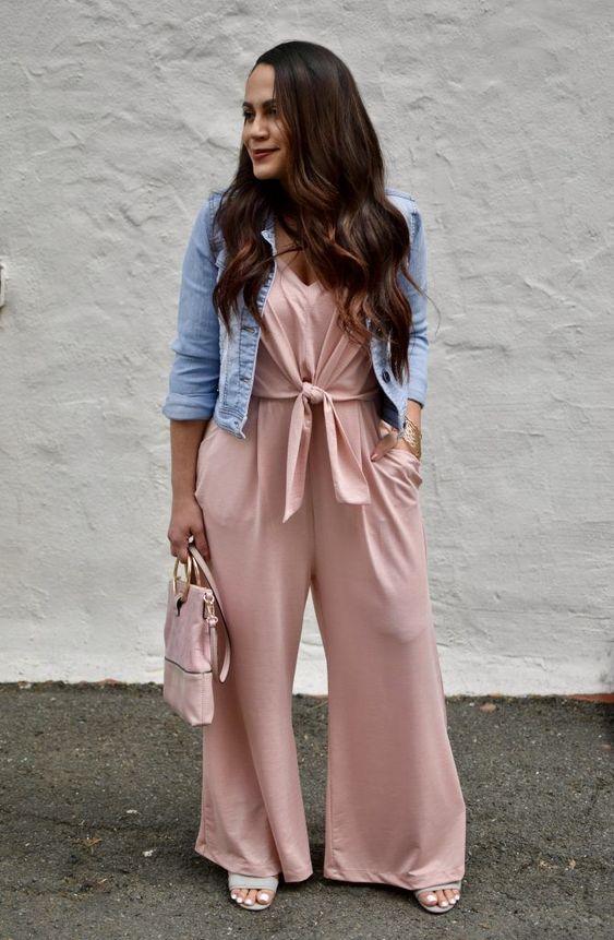 Petite Style Jumpsuit