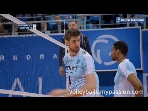 Final R1 Zenit Kazan Vs Zenit Spb 20 04 2018 Russia Superliga Men Youtube My Passion Volleyball