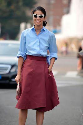 Fashion Jacket || Blog sobre tendências, moda, beleza, séries, viagens e tudo mais: [Tendência] Azul Serenity